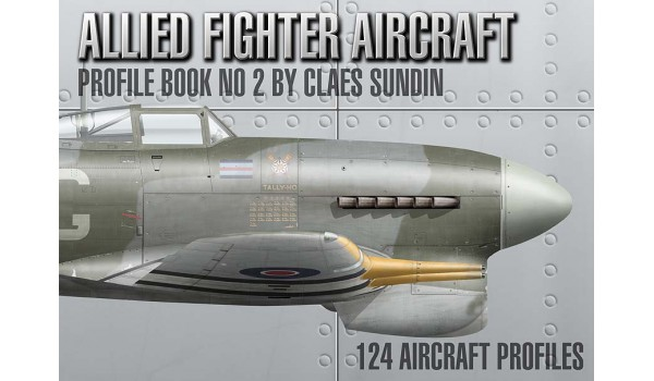 Allied Fighter Aircraft, Profile Book No 2