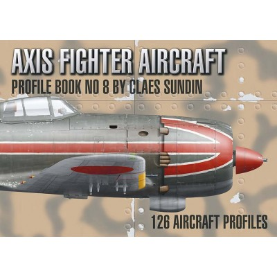 Axis Fighter Aircraft, Profile Book No 8