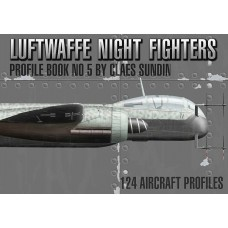 Luftwaffe Night Fighters, Profile Book No 5