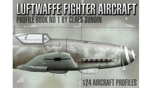 Luftwaffe Fighter aircraft, Profile book No 1