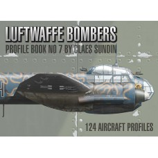Luftwaffe Bombers, Profile Book No 7