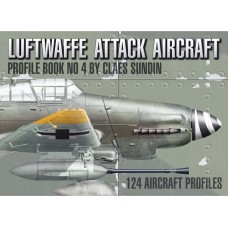 Luftwaffe Attack Aircraft, Profile Book No 4