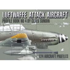 Luftwaffe Attack Aircraft, Profile Book No 4