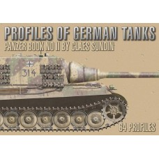 German Tanks, Profile Book No 2