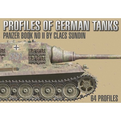 German Tanks, profile book No.2
