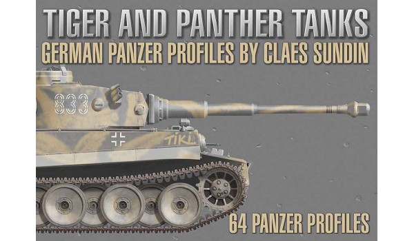 Tiger and Panther Tanks, Profile Book No 1