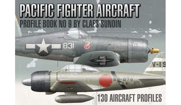 Pacific Fighters, Profile Book No 9